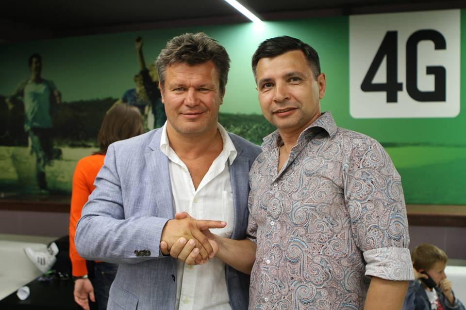 Юрий Михалыч Олег Тахтаров и PSY in Moscow 2013